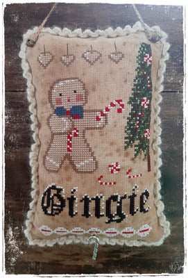 Gingie | Fairy Wool in the Wood