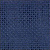 Navy Aida 16 Count | Wichelt Fabric