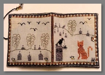 Night Prowlers Needle Book Kit | Fern Ridge Collections