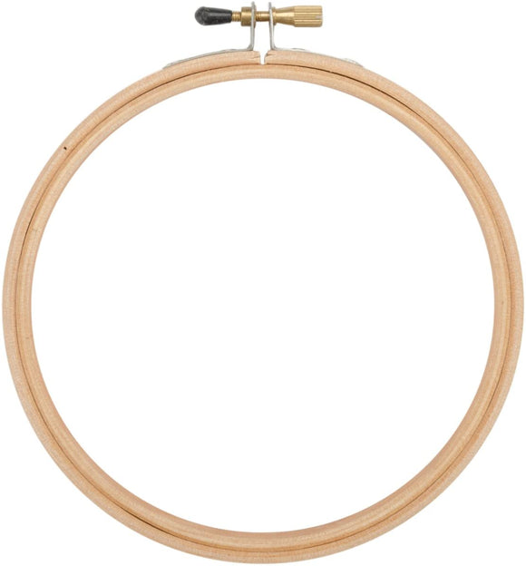 Bamboo Embroidery Hoop 5