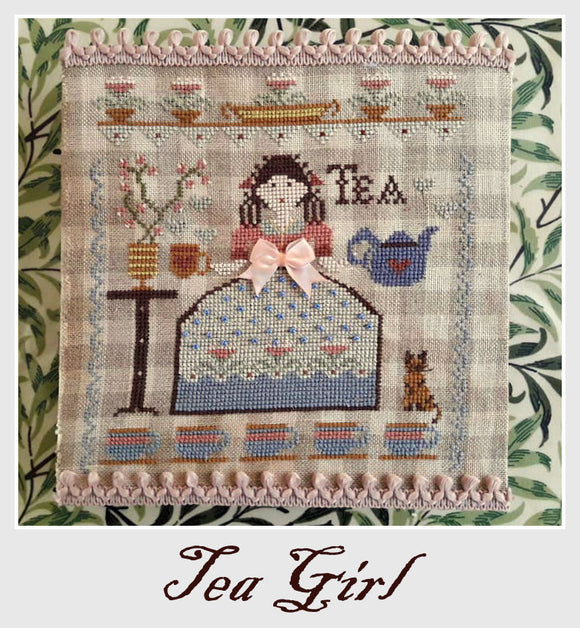 Tea Girl | Nikyscreations Primitive Nashville 2020 Release