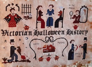 Victorian Halloween | Fairy Wool in the Wood Nashville 2020 Exclusive