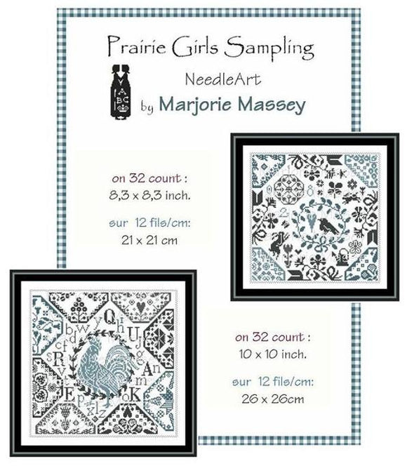 New! Prairie Girls Sampling Quaker Style IV | Marjorie Massey Nashville 2020 Release