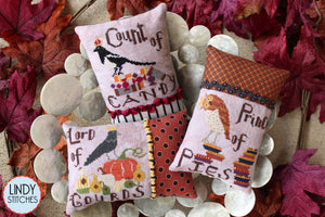 Autumn Royalty | Lindy Stitches