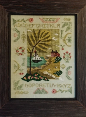 By the Bay Quaker Sampler | By the Bay Needleart