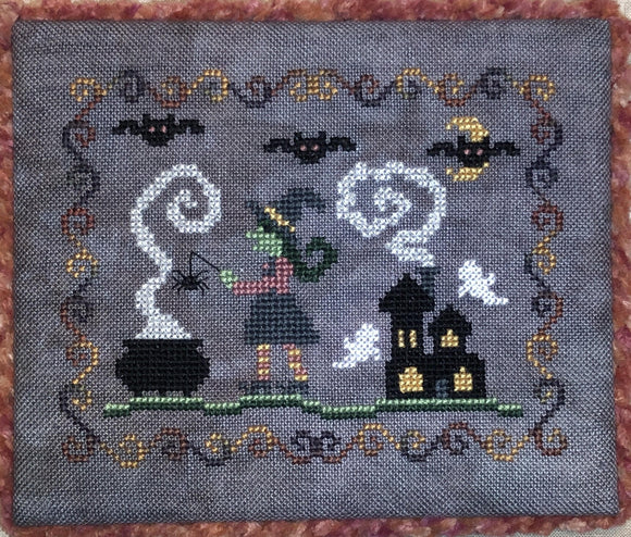 Hilde's Brew | Bendy Stitchy Designs Cross-Stitch Chart