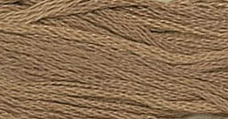 Pre-Order: Chocolate Mousse Classic Colorworks Thread | Hand-Dyed Embroidery Floss