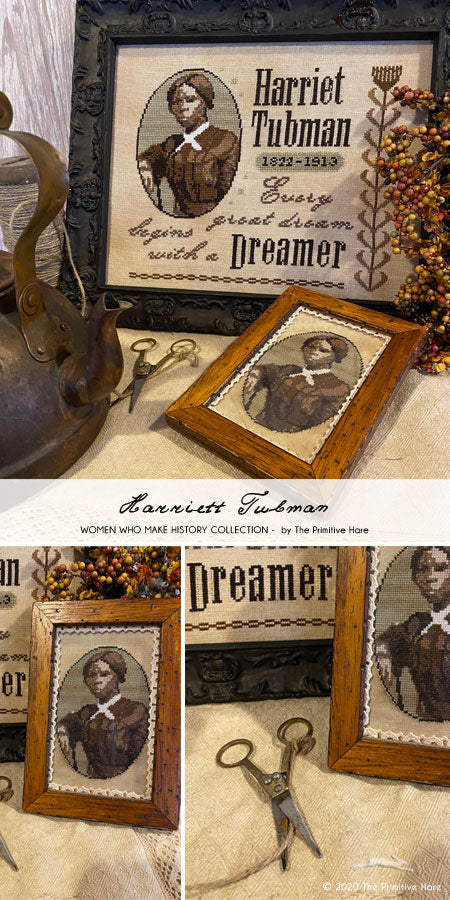 Pre-Order: Harriet Tubman | The Primitive Hare Winter 2020 Collection