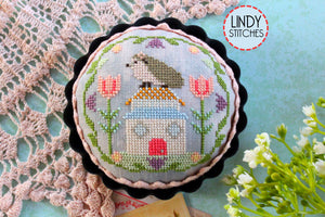 Pre-Order: Hedgehog House | Lindy Stitches - Needlework Expo