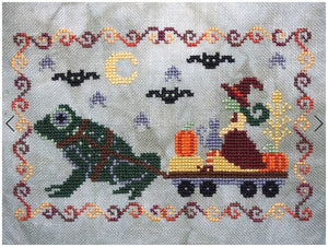 Hilde's Hayride | Bendy Stitchy Designs