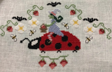 Hilde's Strawberry Patch: Bendy Stitchy Designs Nashville 2020 Release