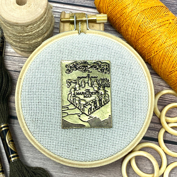 Magical Map Needle Minder