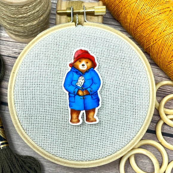 Please look after this needle - Paddington Needle Minder