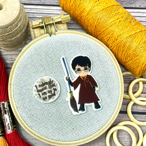 Harry and Friends Needle Minder