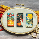 New! Jolly Witch Needle Minder