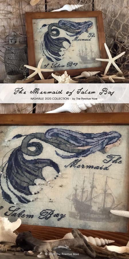 Mermaids of Salem Bay | The Primitive Hare Nashville 2020 Release