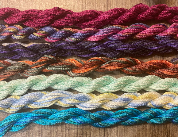 Dinky Dyes 7 New Silk Colors | Dinky Dyes Nashville 2020 Release