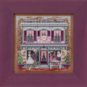 Mill Hill La Fleur Boutique | Buttons and Bead Cross Stitch Kit