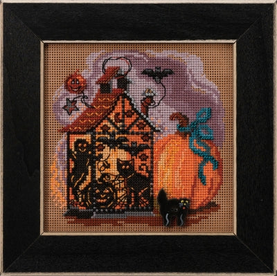 Mill Hill Haunted Lantern | Buttons and Bead Cross Stitch Kit
