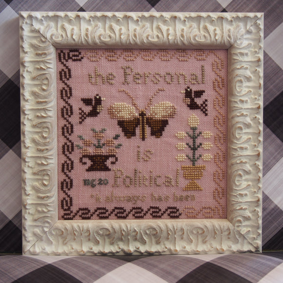 Personal is Political | Bendy Stitchy Designs