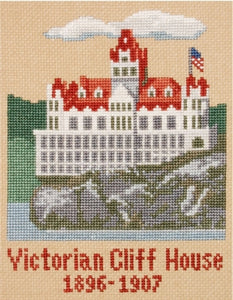 Victorian Cliff House | The Posy Collection Kit