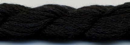 Black Coral | Dinky Dyes Silk Floss