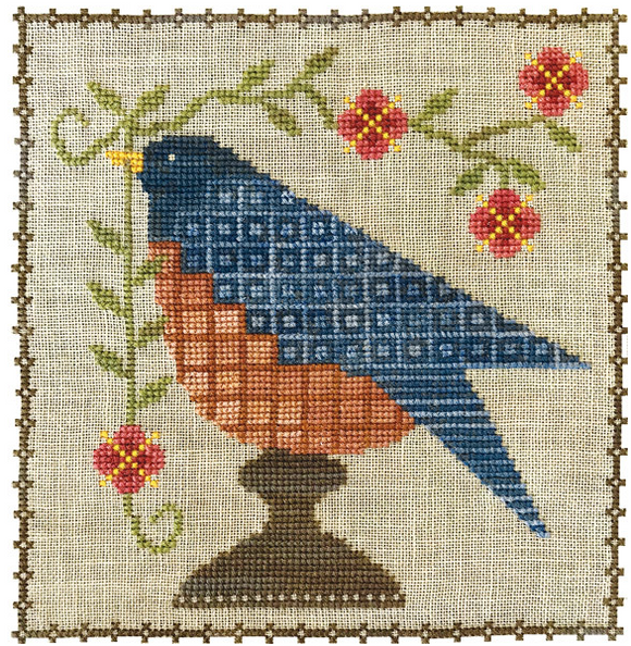 Bluebird Garden | Artful Offerings