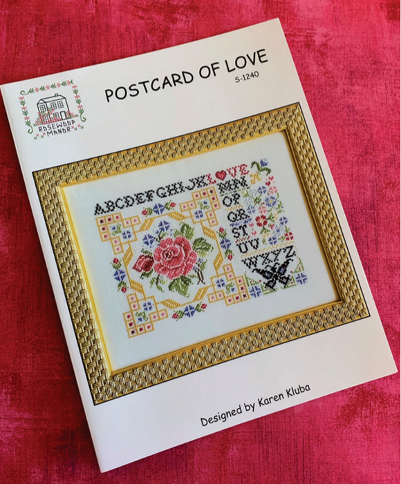 Postcard of Love | Rosewood Manor