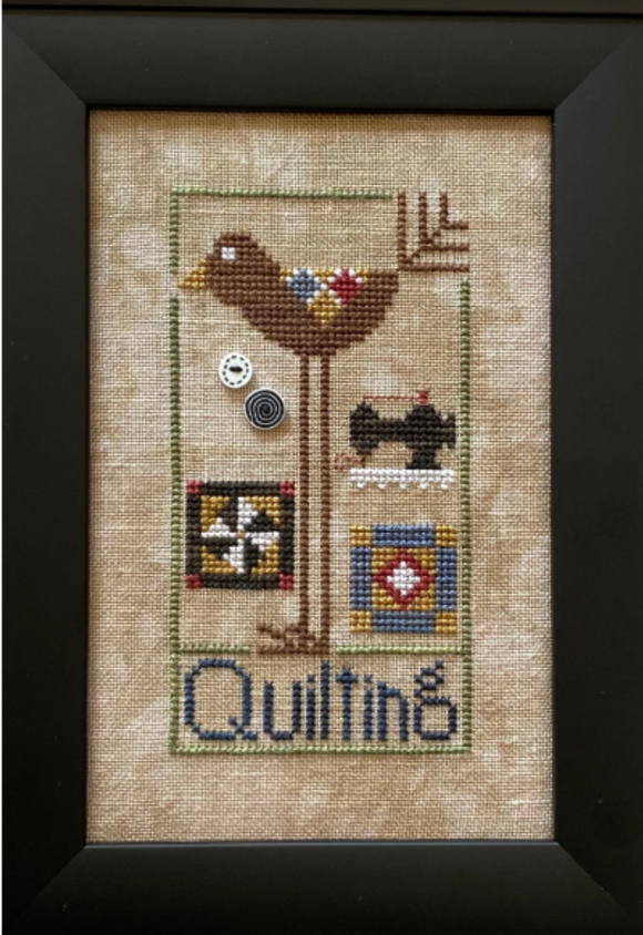 Wee One: Quilting Bird | Heart in Hand Nashville 2020 Release