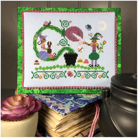 Spring Witches | Bendy Stitchy - Needlework Expo