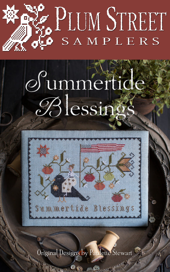 Summertide Blessings | Plum Street Samplers
