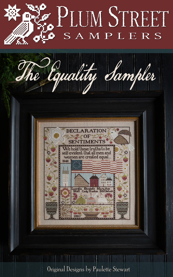 Pre-Order: The Equality Sampler | Plum Street Samplers