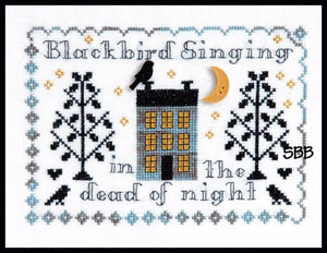 Blackbird Singing | Tiny Modernist