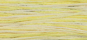 New Color! Lemonade | Weeks Dye Works - Hand-Dyed Embroidery Floss