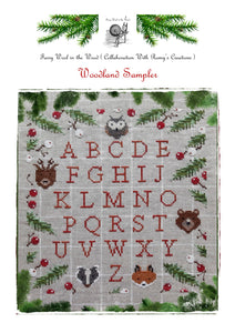 Woodland Sampler | Romy's Creations & Fairy Wool in the Woods Nashville 2020 Release