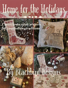 Home for the Holidays| Blackbird Designs Book
