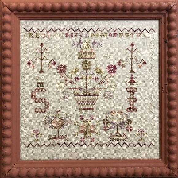 SI 1849 | Bendy Stitchy Designs Cross-Stitch Chart