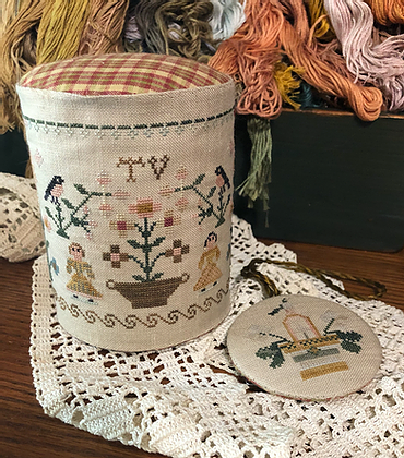 Choose Your Own Adventure: Sarah's Worke Kit | Shakespeare's Peddler - Needlework Expo *Limited Quantities*