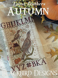 Autumn | Blackbird Designs (Re-Released!)