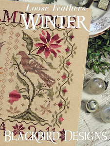 Winter | Blackbird Designs (Re-Released!)