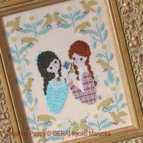 Anne & Diana (The Friendship) | Gera! by Kyoko Maruoka