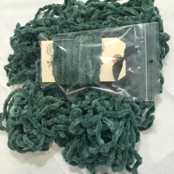Sequoia Chenille Trim | Lady Dot Creates