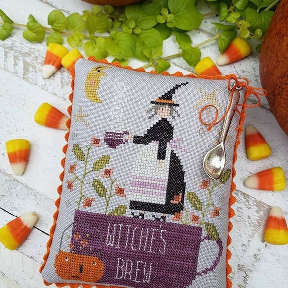 New! The Witches Brew | With Thy Needle & Thread