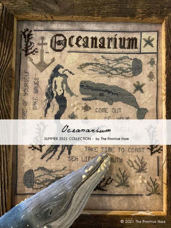 Pre-Order: Oceanarium | The Primitive Hare Summer 2021 Collection