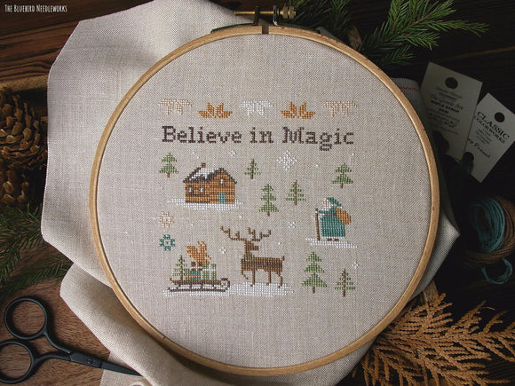 Believe in Magic | The Bluebird Needleworks