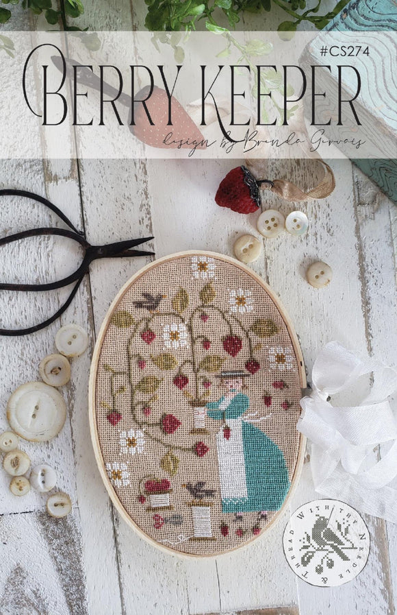 Berry Keeper | With Thy Needle & Thread Nashville 2020 Release