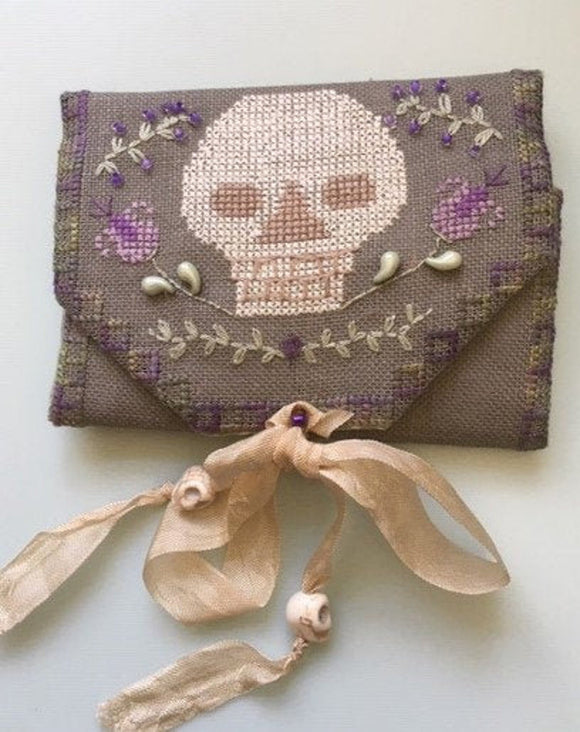 Death Rose Case Cross Stitch Kit | Fern Ridge Nashville 2020 Exclusive (will ship in 1-2 weeks)