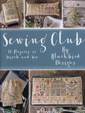 Sewing Club Book | Blackbird Designs Nashville 2020 New Release