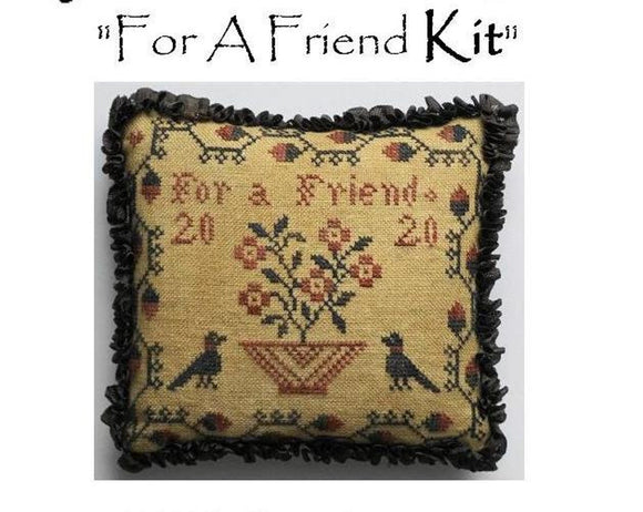 For a Friend Kit | La-D-Da Nashville 2020 Release