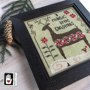 Patchwork Deer | Heart in Hand